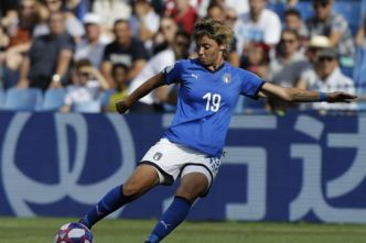 Italie - Chine : suivez le match en direct !