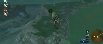 "Le glitch du ""saut infini"" découvert dans The Legend of Zelda : Breath of The Wild"