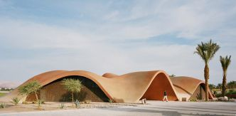 Ayla Golf Academy and Clubhouse: Oppenheim Architecture