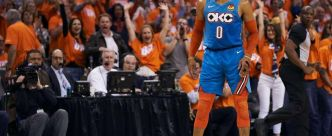 Le Thunder échange Russell Westbrook