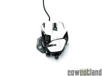 [Cowcotland] Test souris Gaming Mad Catz R.A.T. 8 +