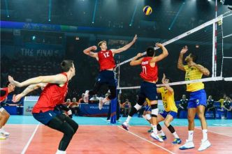 Volley - LdN - États-Unis et Russie en finale de la Ligue des Nations