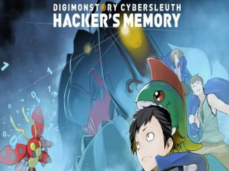Digimon Story Cyber Sleuth s'offre une jaquette…