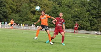 Les Zèbres battus en amical face au FC Metz (2-1, photos)