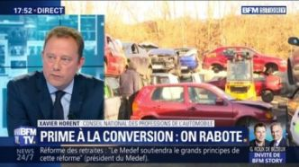 Prime à la conversion: on rabote