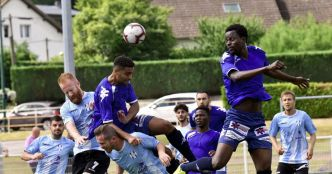 Photos: Football (amical) : Les Raonnais s'imposent facilement contre Heillecourt (5-0)
