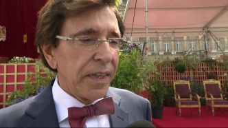 "Elio Di Rupo (PS): ""Si l'on nous invite à une table de discussion, j'irai discuter"""