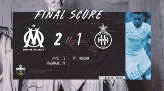 EA Ligue 1 Games : l'OM remporte la finale contre l'ASSE
