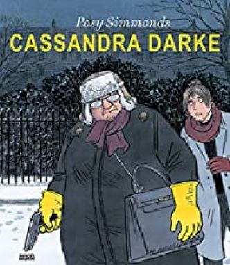Cassandra Darke par Posy Simmonds