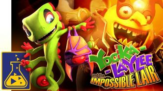 Une vidéo pour Yooka-Laylee and the Impossible Lair