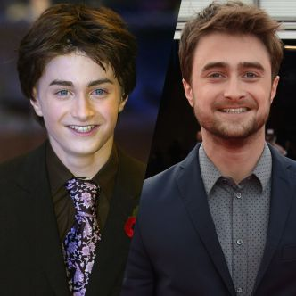 L'évolution physique de Daniel Radcliffe : Album photo - aufeminin