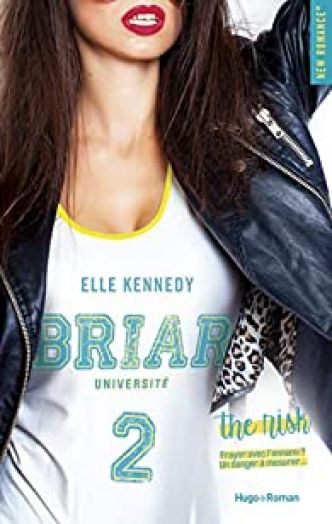 Briar Université - tome 2 The risk par Elle Kennedy