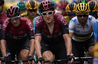 Tour de France 2019 : Geraint Thomas chute... sans gravité