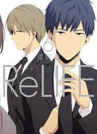 ReLIFE, tome 6 par  Yayoiso