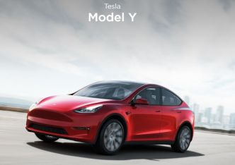 Tesla Model Y : la mise en production se profile