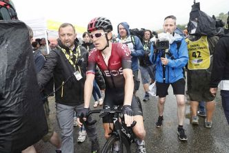 "Tour de France : G. Thomas : ""Il nous reste 2 grosses étapes"" #TDF2019 #TeamIneos #Thomas #Bernal #Pinot"