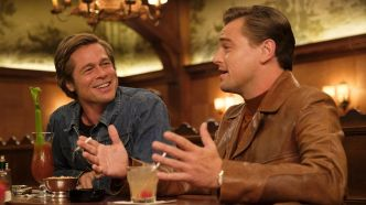 VIDÉO - Once Upon a Time in Hollywood : Tarantino embarque Leonardo DiCaprio et Brad Pitt à LA en 1969