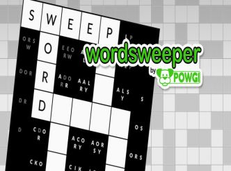 Wordsweeper by POWGI annoncé sur Switch…