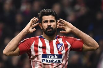 Atlético: Diego Costa paye une grosse amende pour fraude fiscale