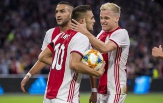 Porto out, l'Ajax survit