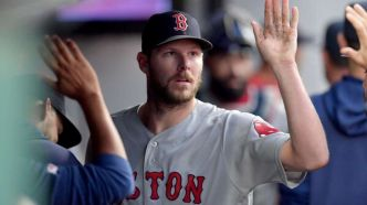 Un record pour Chris Sale