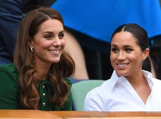 Meghan Markle groupie de Kate Middleton : cette photo dossier qui refait surface