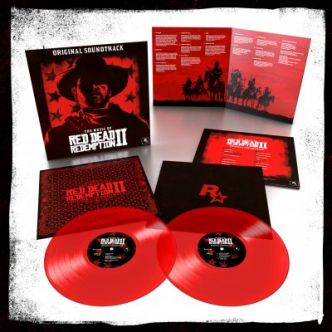 Red Dead Redemption 2 : une version vinyle collector de l'Original Soundtrack annoncée... et déjà sold out