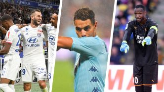 Football - Ligue 1 - Lyon, Monaco, Mandanda : le debrief stats du week-end de L1