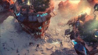 Wasteland 3 se montre un peu plus