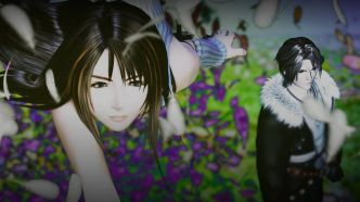 Gamescom 2019 : Final Fantasy VIII Remastered daté
