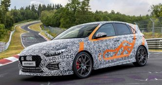 Hyundai i30 N Project C : plus radicale