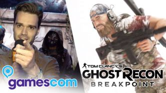 Gamescom 2019 : On a découvert le PVP de Ghost Recon Breakpoint, impressions en ligne de mire