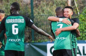 National : Chahiri, le joker qui fait gagner le Red Star