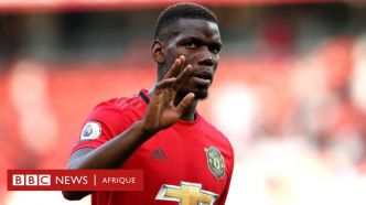 "Pogba : ""Les insultes racistes me rendent plus fort"""