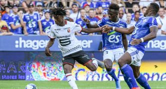 Strasbourg - Rennes : le Racing s'incline avant Francfort !