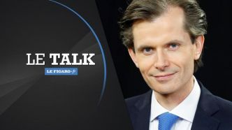 Guillaume Larrivé, invité du Talk