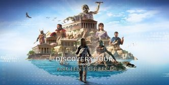Assassin's Creed: Odyssey – le Discovery Tour: Ancient Greece est disponible