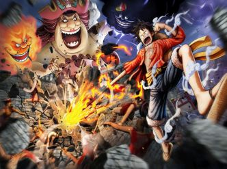 One Piece: Pirate Warriors 4 dans le Famitsu…