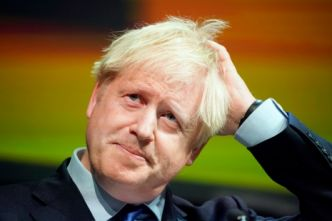 Brexit: Johnson compare le Royaume-Uni à Hulk