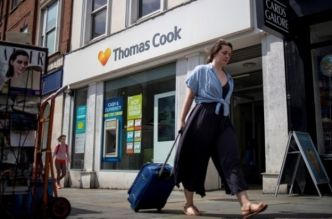Le voyagiste britannique « Thomas Cook » menacé de Faillite