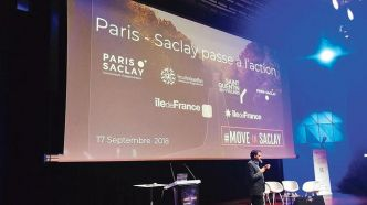 Paris-Saclay mise surune application pour réduire sa congestion automobile