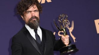 La star de Game of Thrones, Peter Dinklage, établit un record aux Emmy Awards !