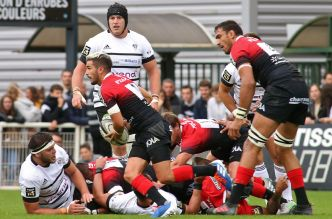 Top 14: Lyon invincible, Toulouse barragiste, le Racing revit