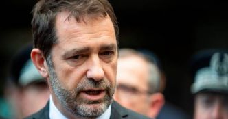 "Attaque à Paris: Christophe Castaner ne se sent ""pas personnellement responsable"""