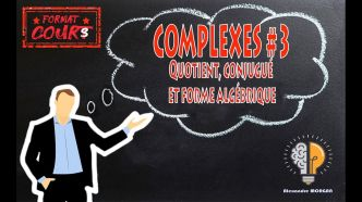 Format Cours 1i2D – Complexes #3