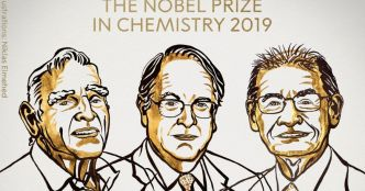 Le prix Nobel de chimie 2019 récompense l'invention des batteries au lithium-ion