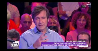 "Thierry Samitier compare Frank Leboeuf à Adolf Hitler dans ""TPMP XXL"""