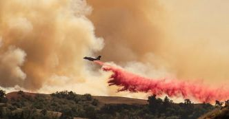 Incendies en Californie : 2 morts, 100 000 évacuations préventives