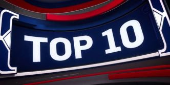 Top 10 NBA : Zion Williamson encore numéro 1; Marcus Smart se prend pour Steph Curry; Derrick Rose en finesse