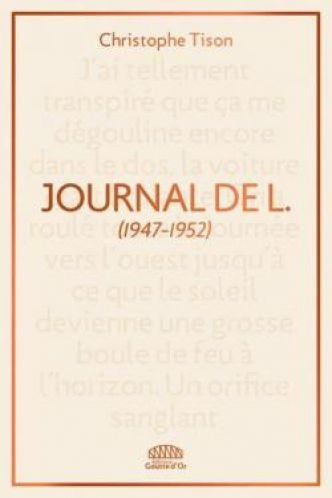 Journal de L. par Christophe Tison